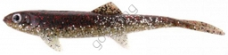 DAM Guma EFFZETT SPLIT TAIL 90mm GOLDEN CRACKER