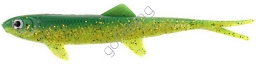 DAM Guma EFFZETT SPLIT TAIL 90mm LEMON LIME