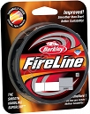 BERKLEY Plecionka FireLine Smoke 0,10mm/5,9kg/110m